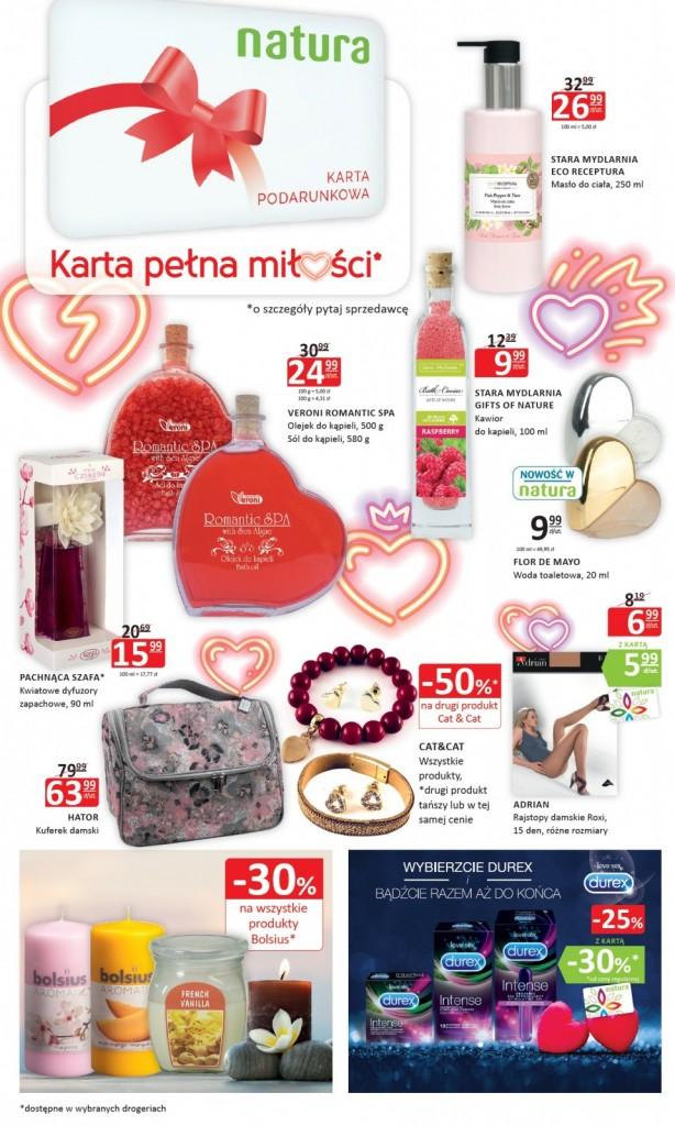 Gazetka Drogeria Natura str.4